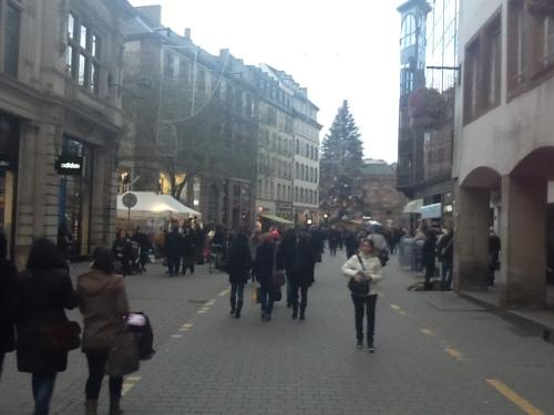 Strasbourg City Center